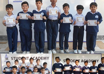Math Genius and SAR Readers Competition 2019